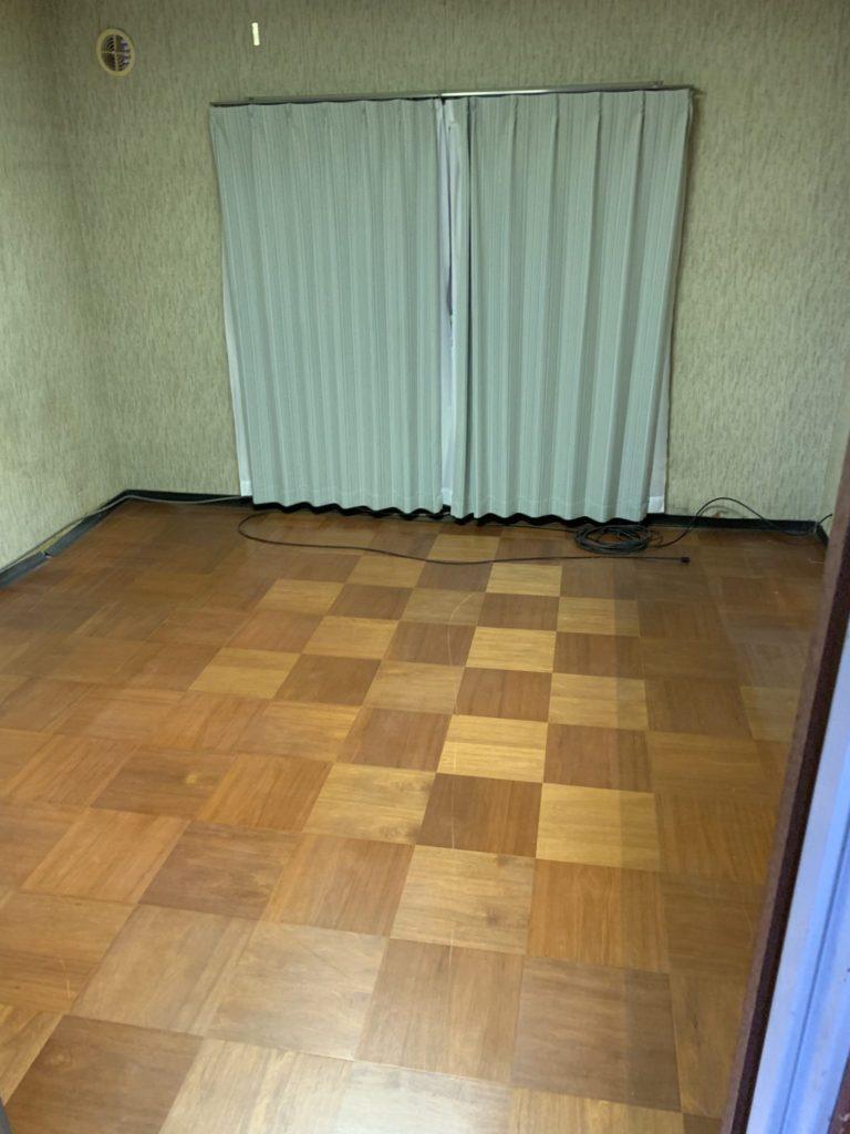 大阪府遺品整理家一軒丸ごと整理後1