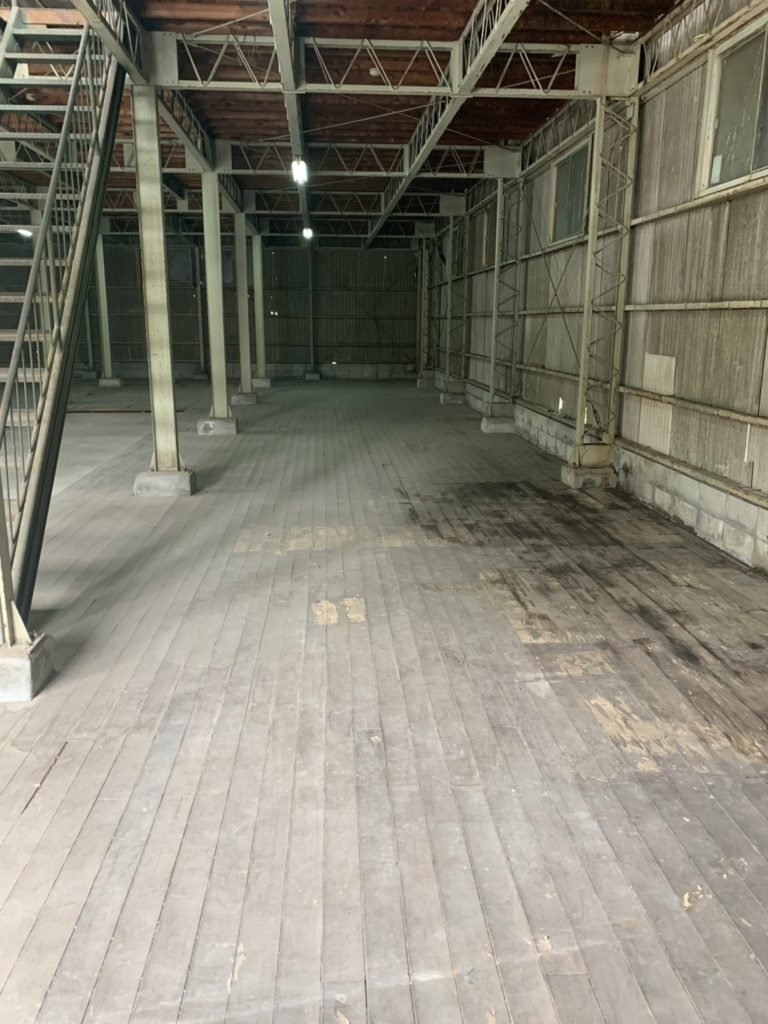 大阪府堺市の倉庫整理 大量の不用品処分後2