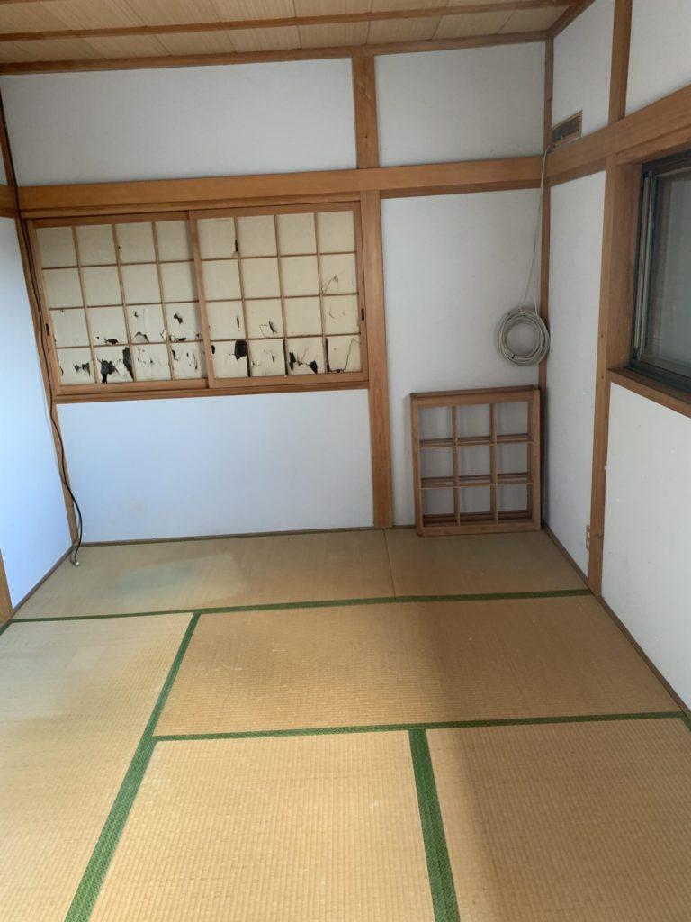 大阪府富田林市M様40台女性家一軒まるごと整理大量の不用品処分後3