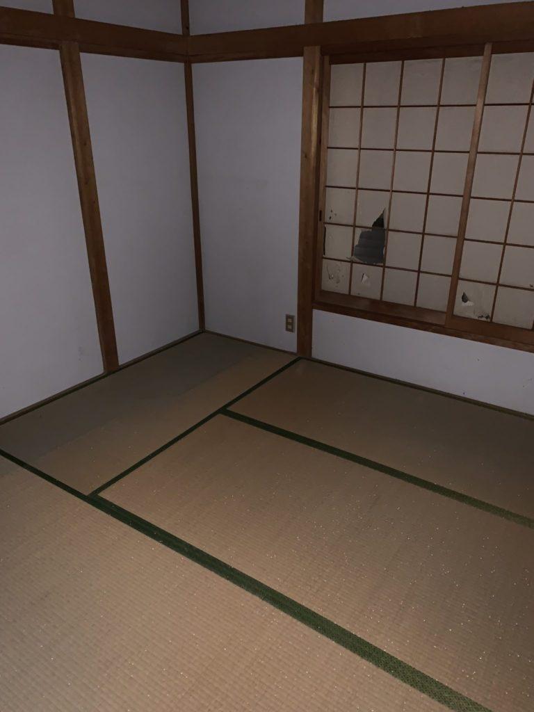 大阪府富田林市M様40台女性家一軒まるごと整理大量の不用品処分後5