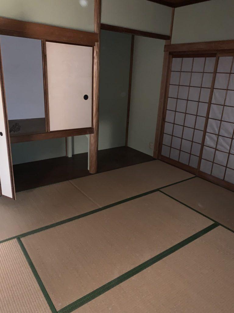 大阪府富田林市M様40台女性家一軒まるごと整理大量の不用品処分後8
