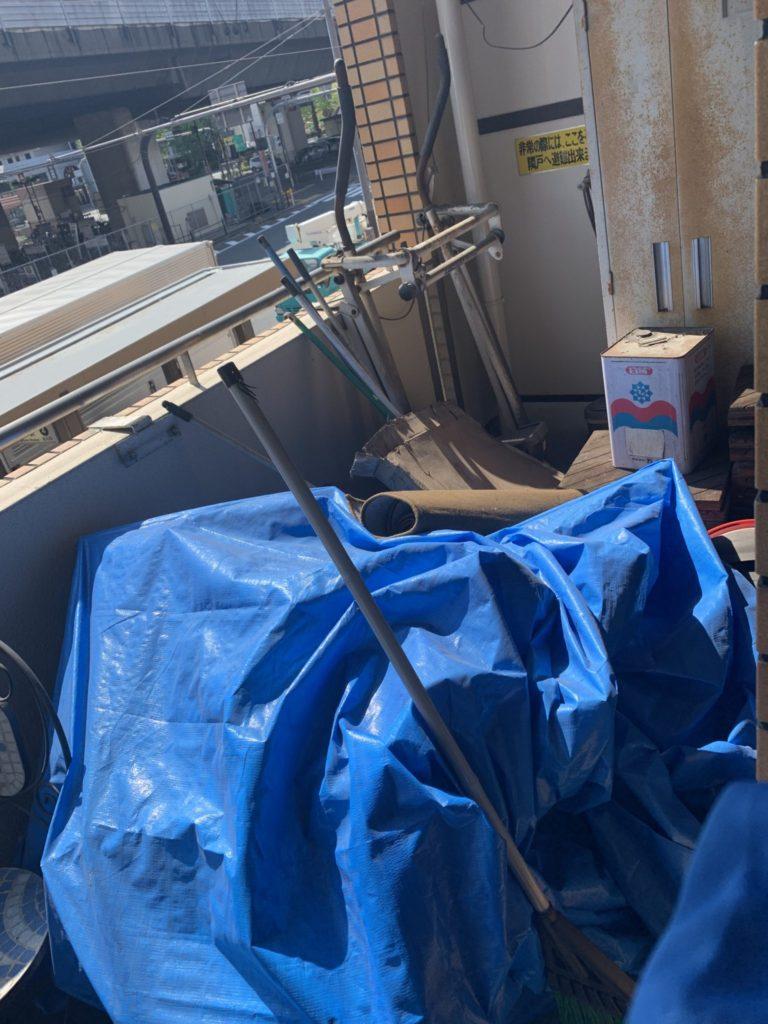 大阪市平野区 店舗・会社・倉庫・工場などの整理・不用品処分 事業者のお客様 前3