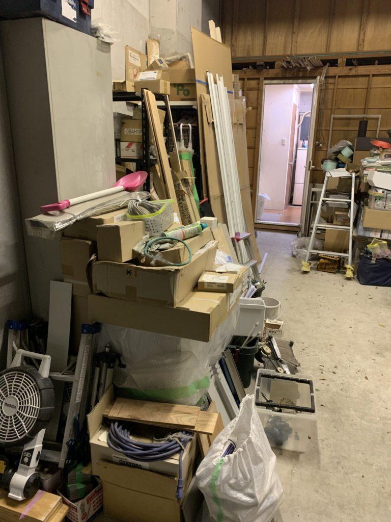 法人のお客様事務所整理・お片付け・大量の不用品処分2