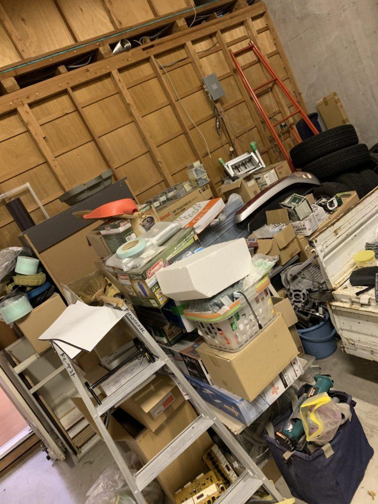 法人のお客様事務所整理・お片付け・大量の不用品処分3