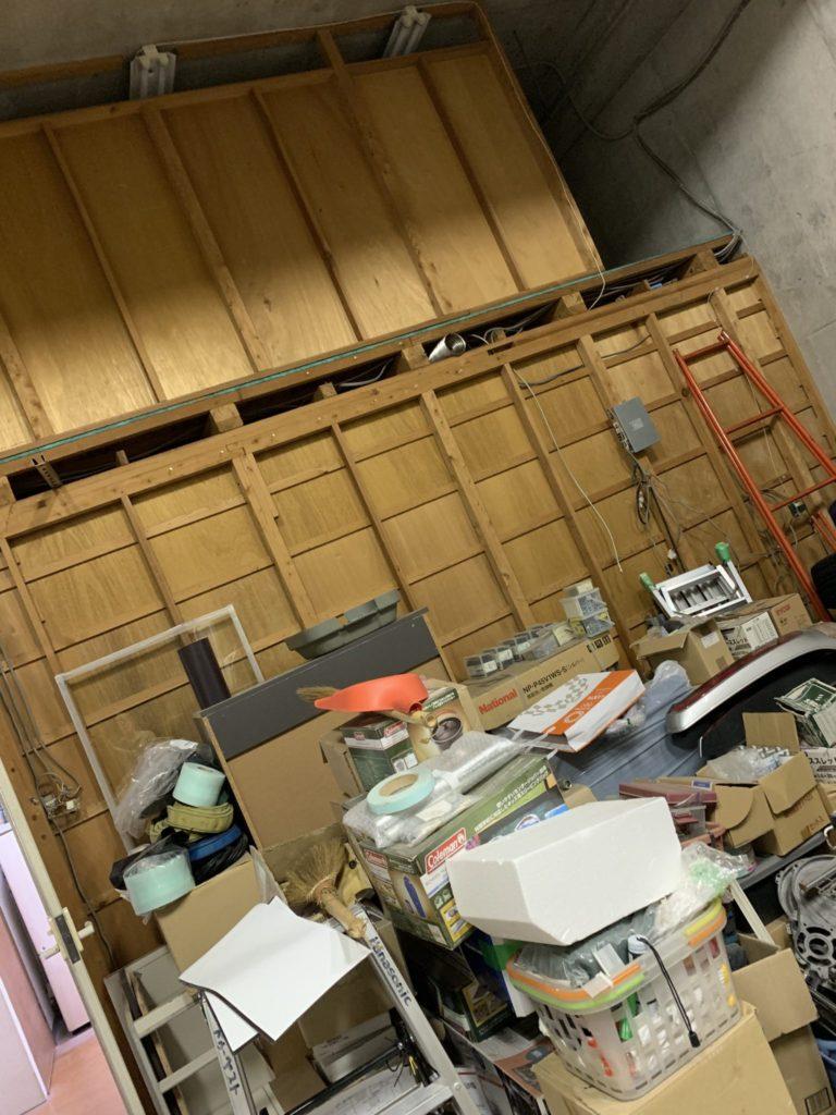 法人のお客様事務所整理・お片付け・大量の不用品処分5