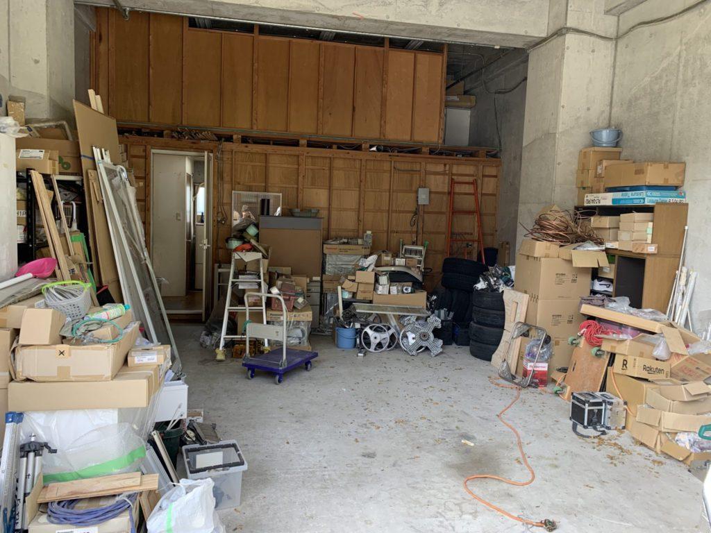 法人のお客様事務所整理・お片付け・大量の不用品処分7