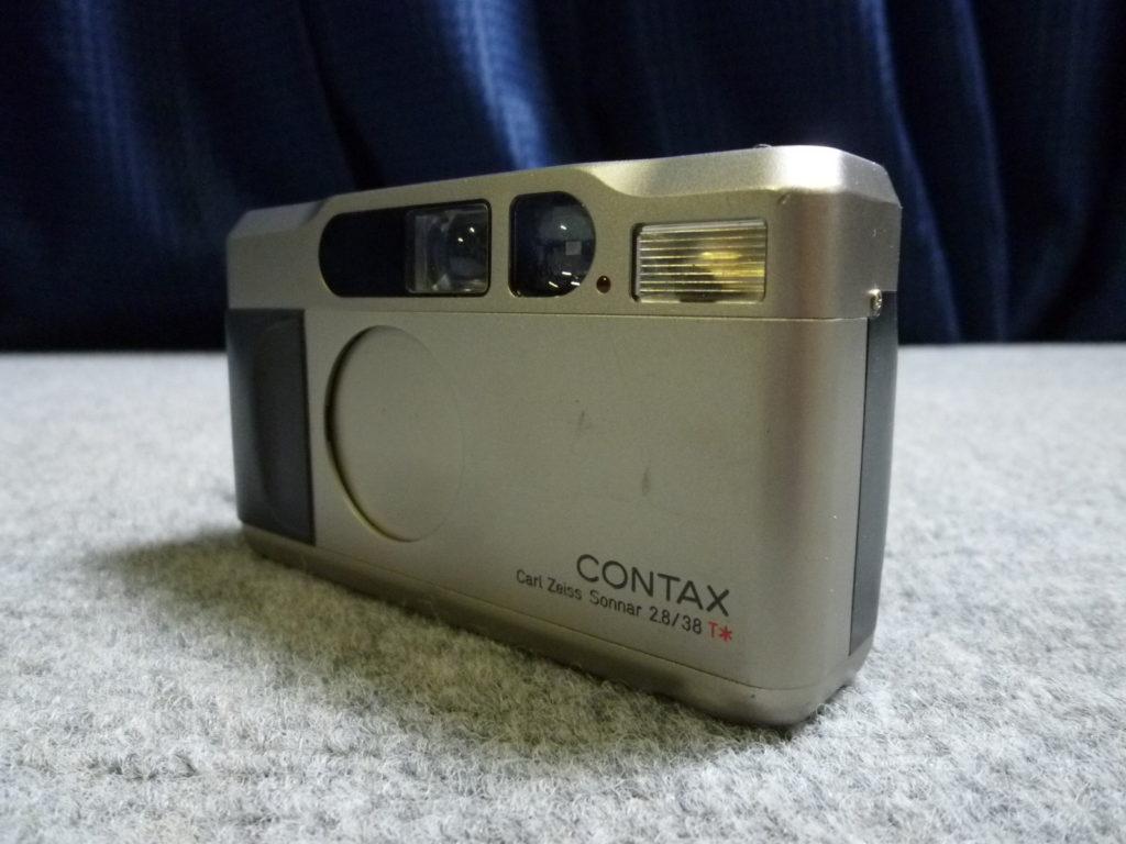 クリニーズによる大阪市西区でCONTAXのカメラの不用品買取事例
