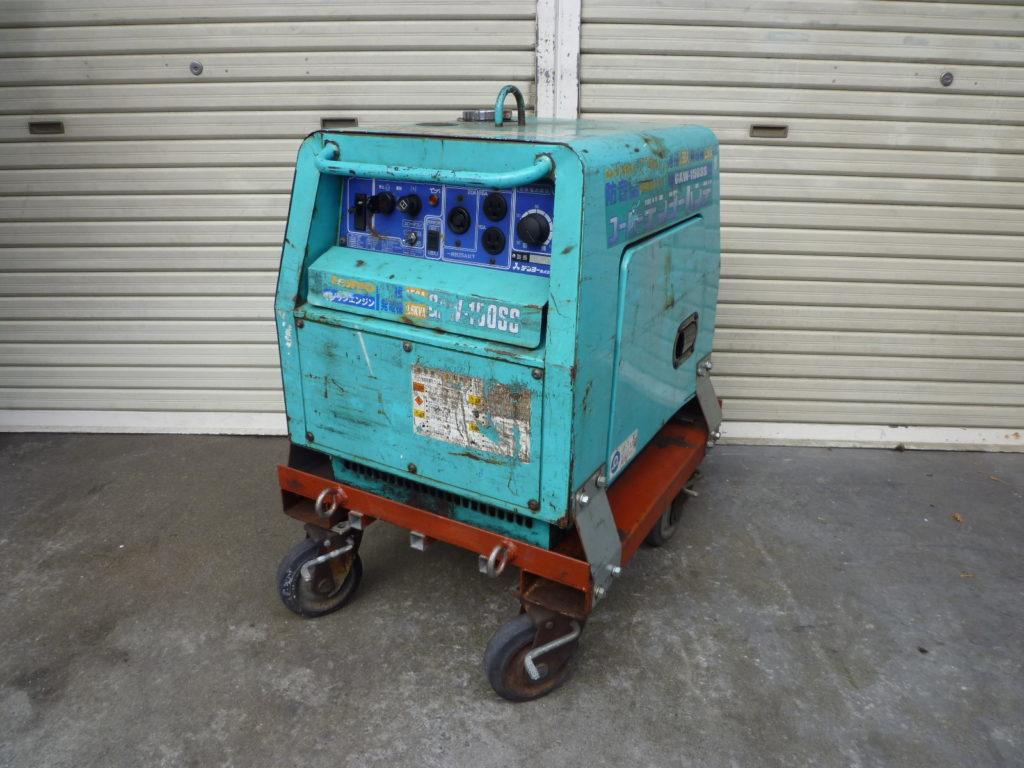 クリニーズによる大阪市浪速区にてDenyoの発電機の不用品買取事例