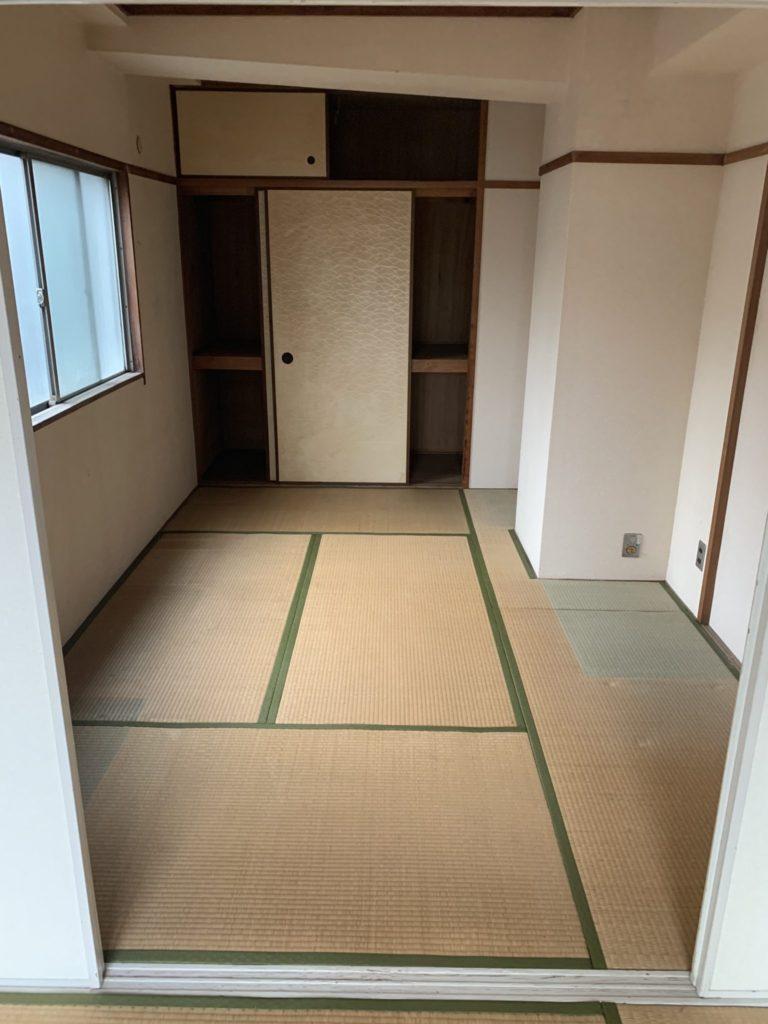 大阪市生野区40代男性 大量の不用品処分 引越しサービス後3