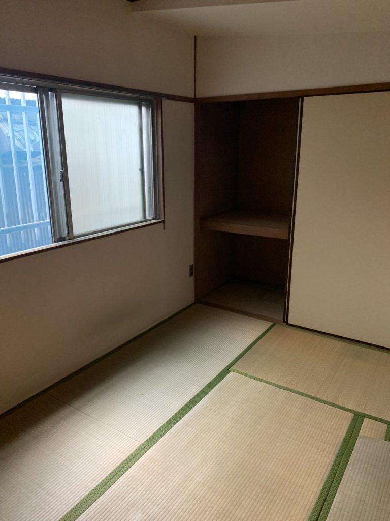 大阪市生野区40代男性 大量の不用品処分 引越しサービス後5