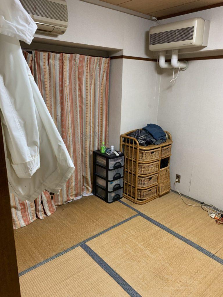 大阪市淀川区 家一軒丸ごと整理・お片付け A様 40代女性 前4