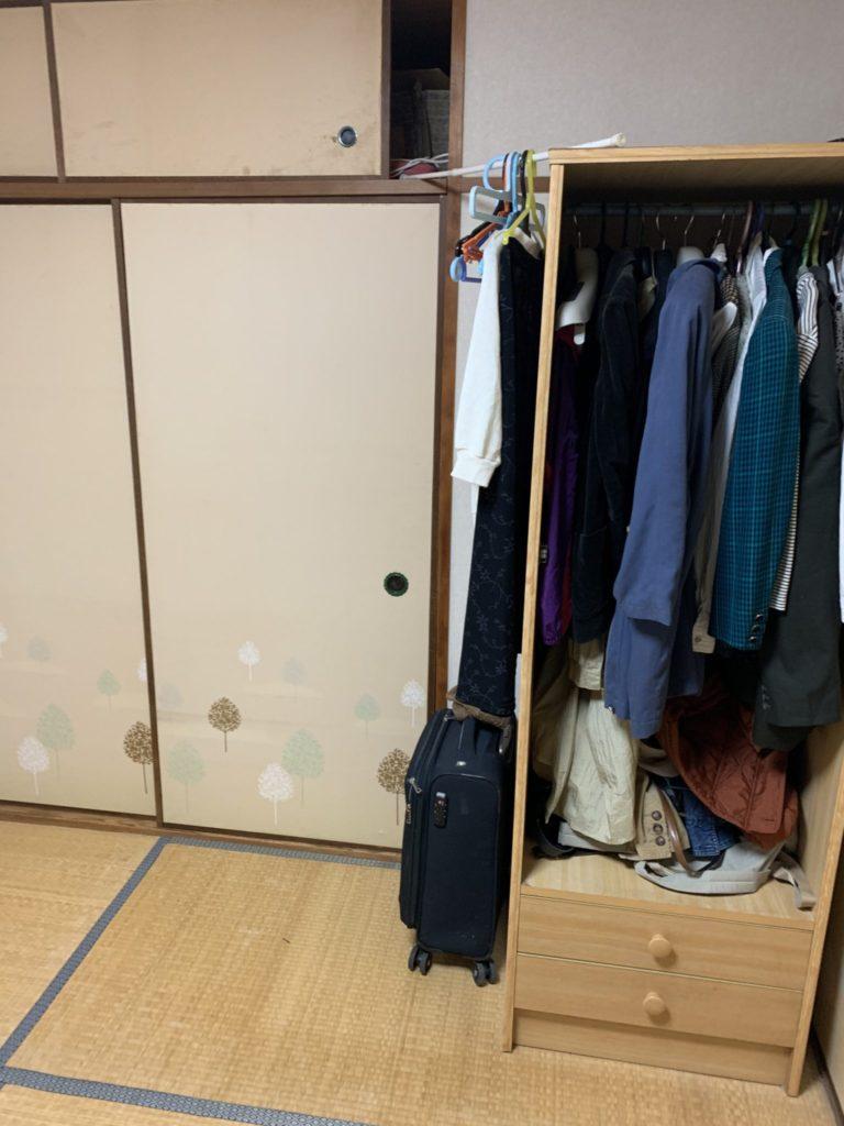 大阪市淀川区 家一軒丸ごと整理・お片付け A様 40代女性 前3