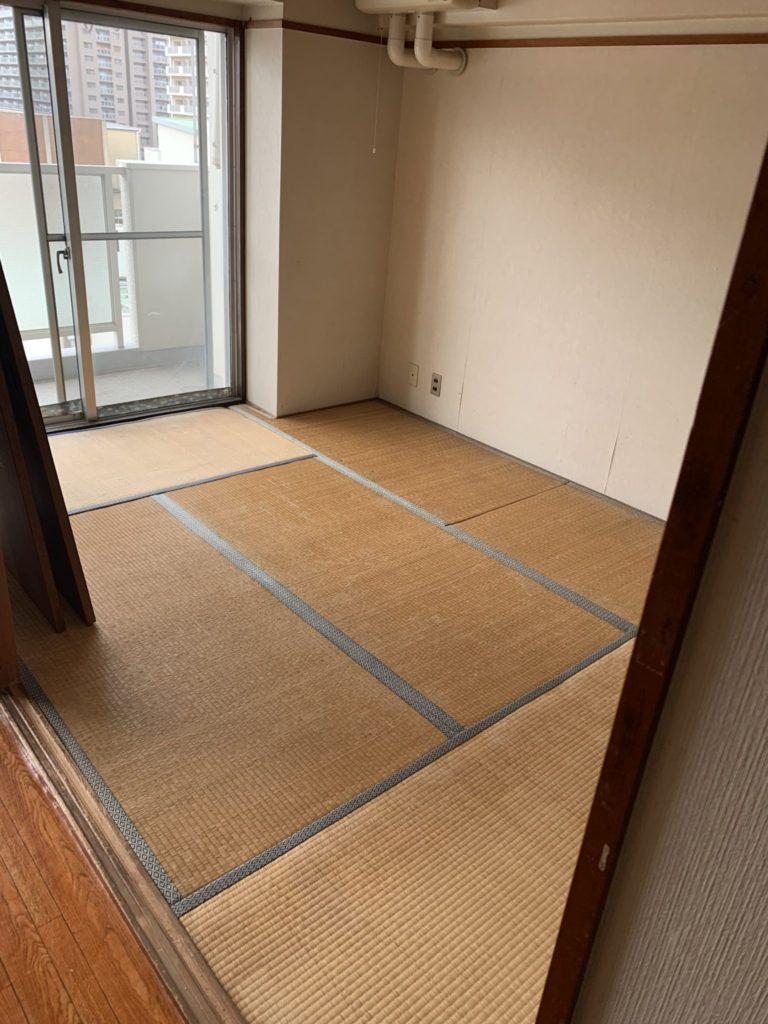 大阪市淀川区 家一軒丸ごと整理・お片付け A様 40代女性 後3