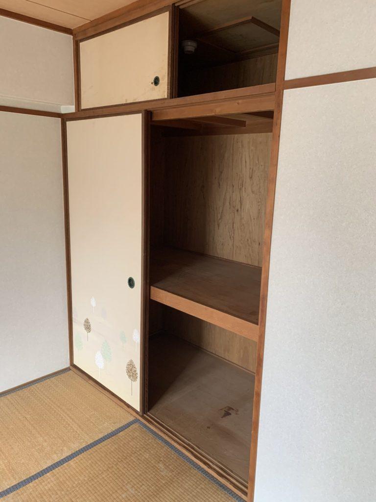 大阪市淀川区 家一軒丸ごと整理・お片付け A様 40代女性 後2