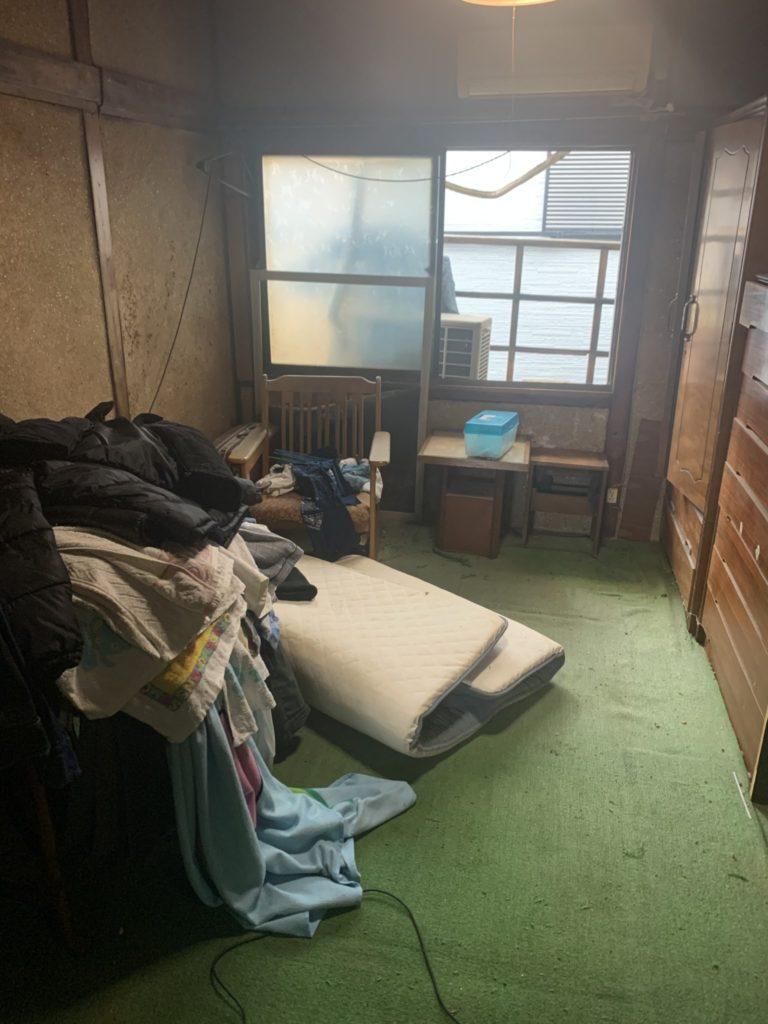 大阪市旭区 家一軒丸ごと整理・お片付け A様 60代男性 前3