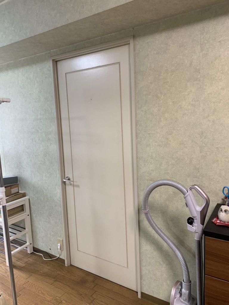 大阪市淀川区 大量の不用品処分 E様 40代男性 不用品回収作業前