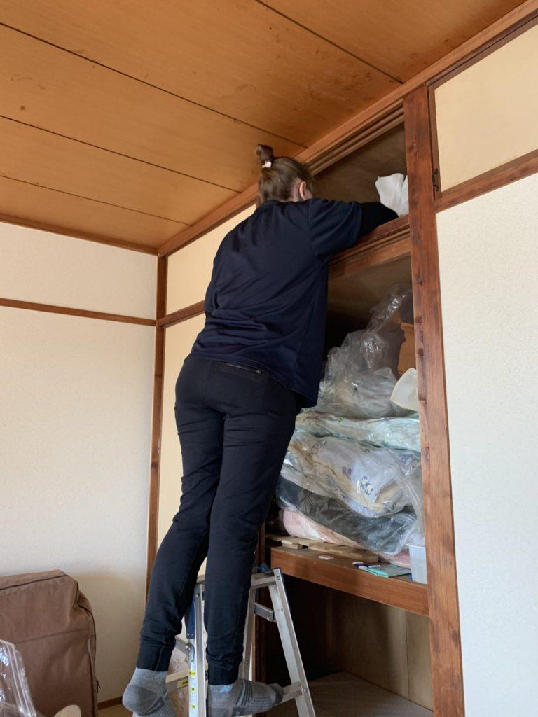 大阪府吹田市 大量の不用品処分 F様20代女性 作業実例3