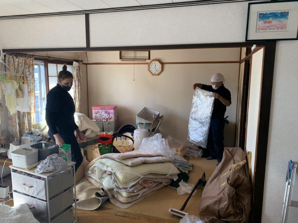 大阪府吹田市 大量の不用品処分 F様20代女性 作業実例4