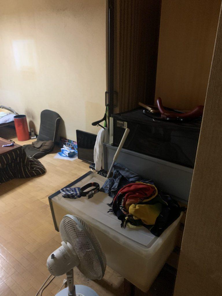 大阪市淀川区 家一軒丸ごと整理・お片付け M様50代男性 作業前2