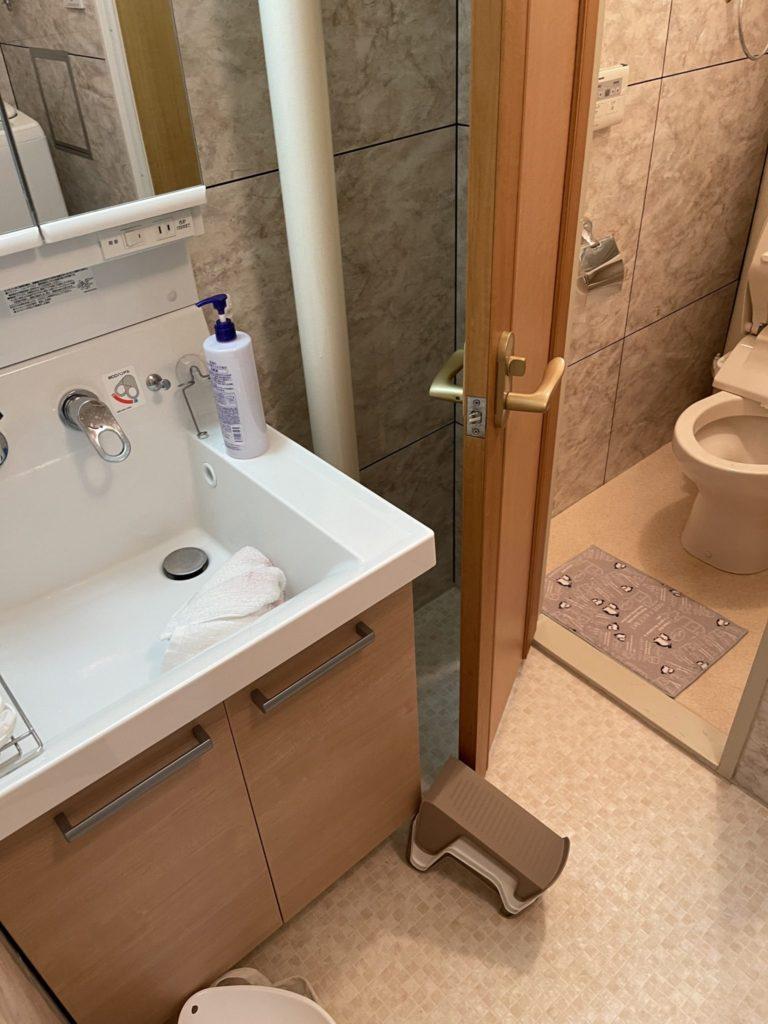 大阪市北区 大量の不用品処分 M様40代男性 不用品回収作業実例2