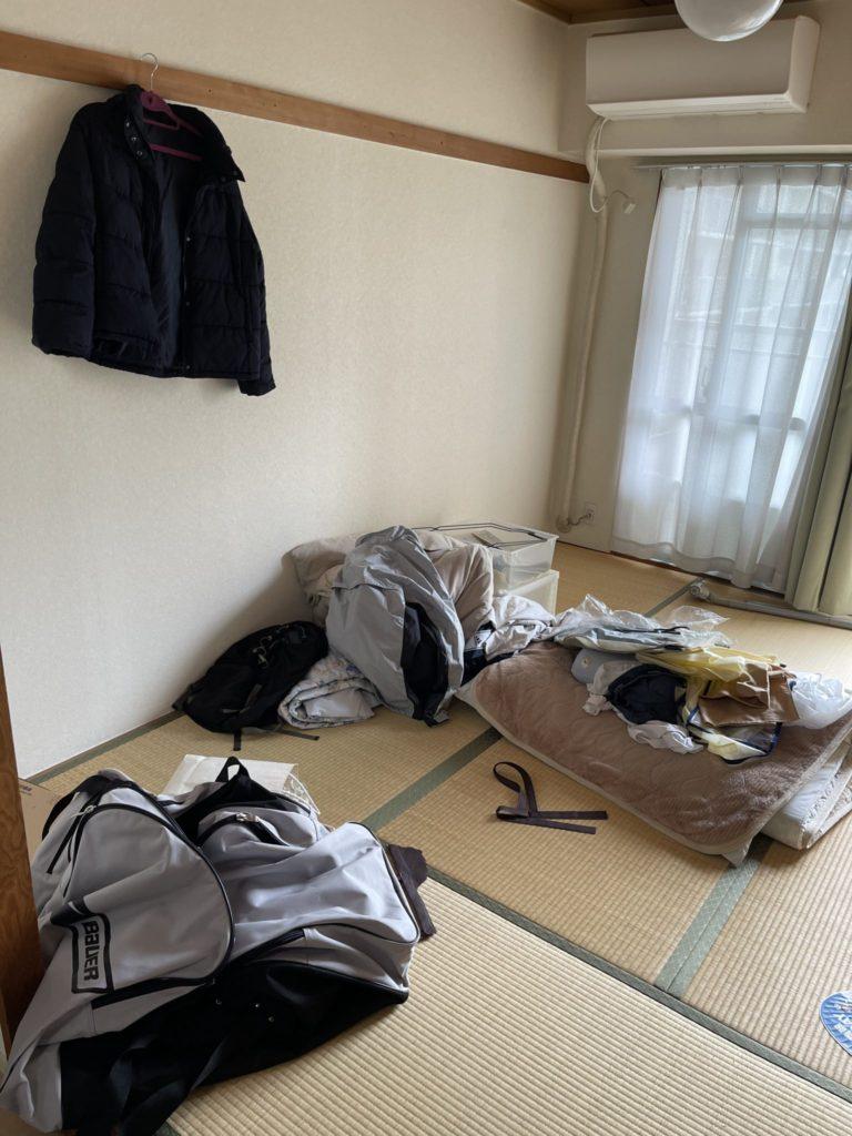 大阪市北区 大量の不用品処分 M様40代男性 不用品回収作業実例5