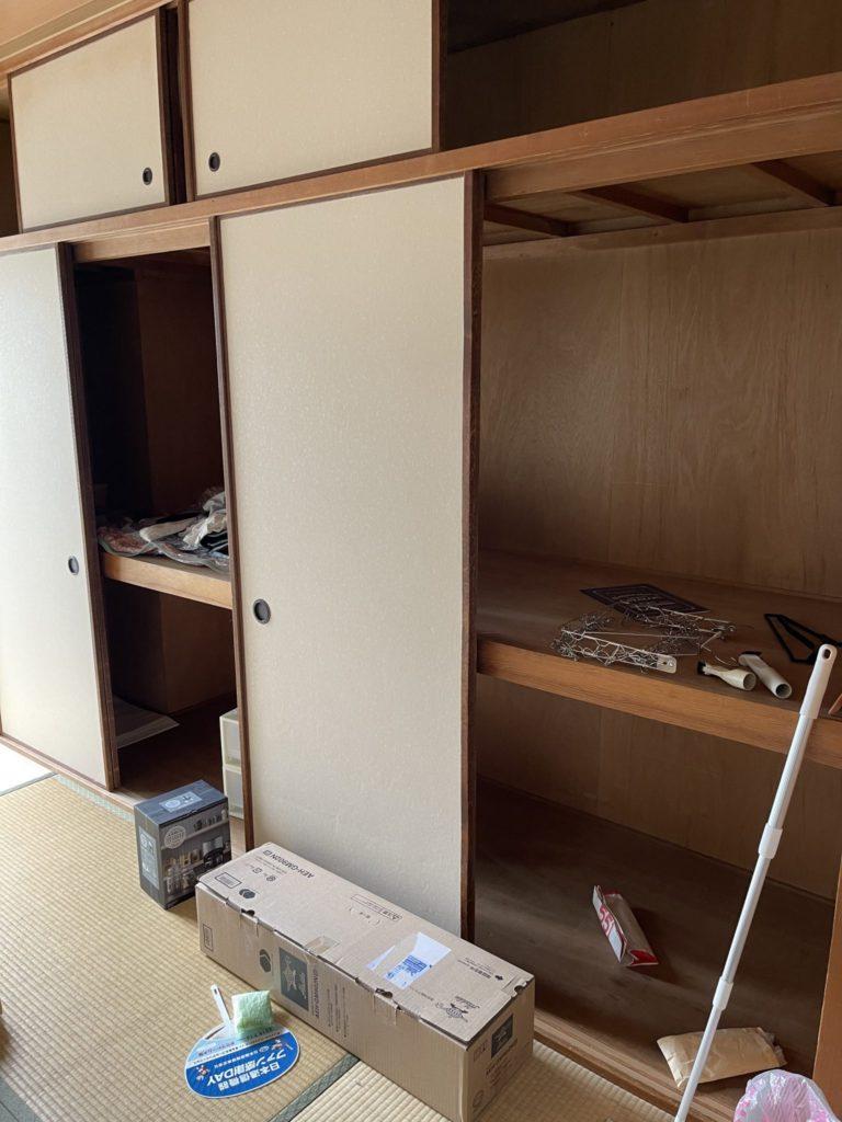 大阪市北区 大量の不用品処分 M様40代男性 不用品回収作業実例6