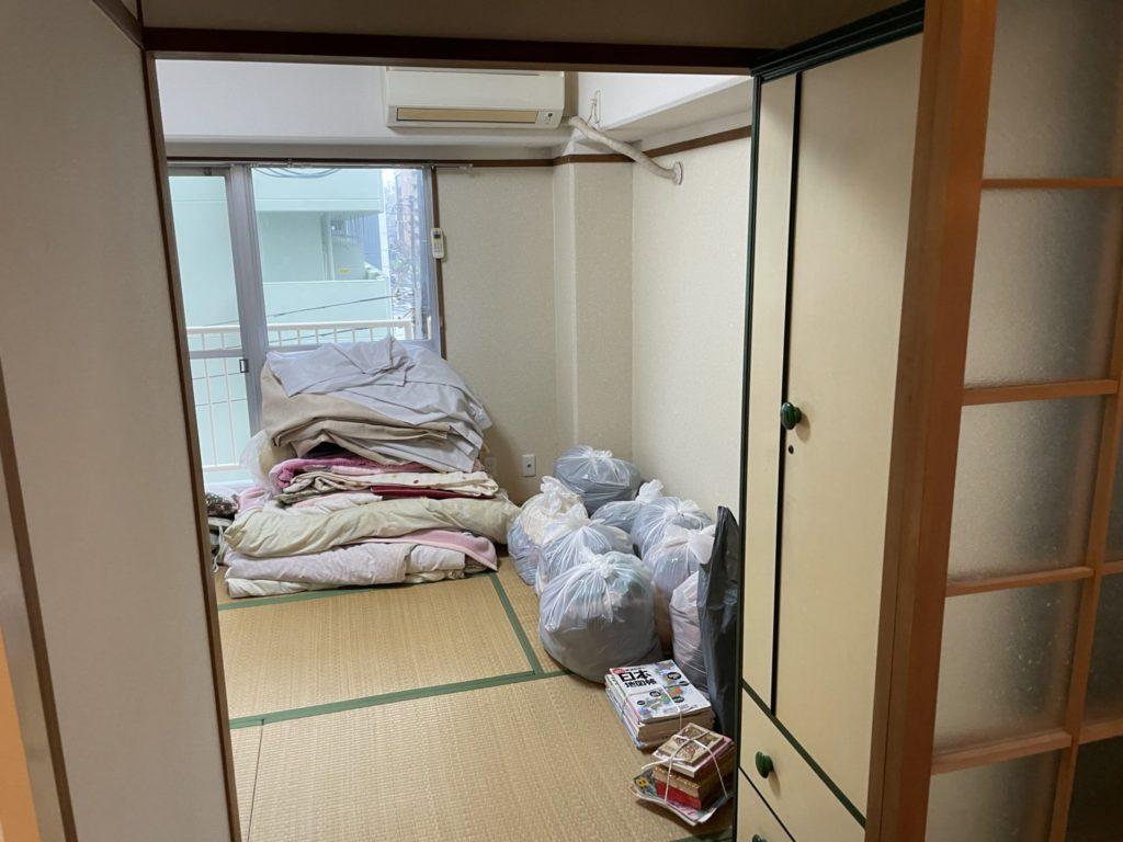 大阪市淀川区 家一軒丸ごと整理・お片付け N様40代女性 作業前3