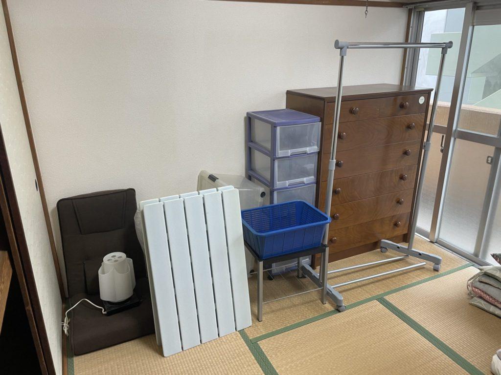 大阪市淀川区 家一軒丸ごと整理・お片付け N様40代女性 作業前4