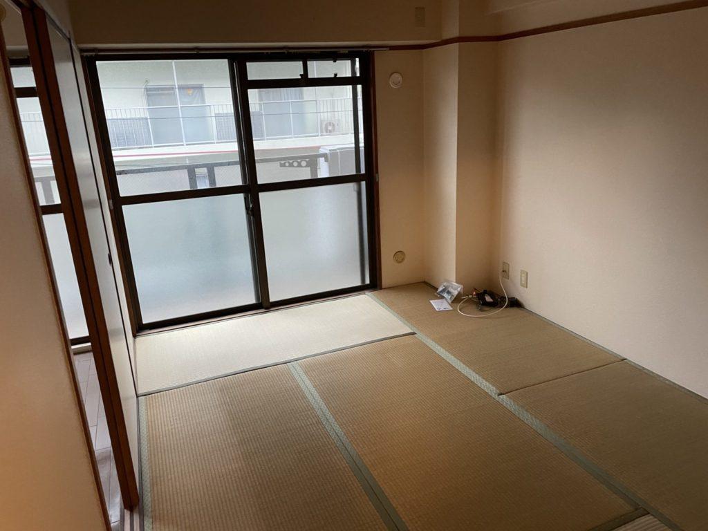 神戸市東灘区 遺品整理 K様 40代男性 不用品回収後3