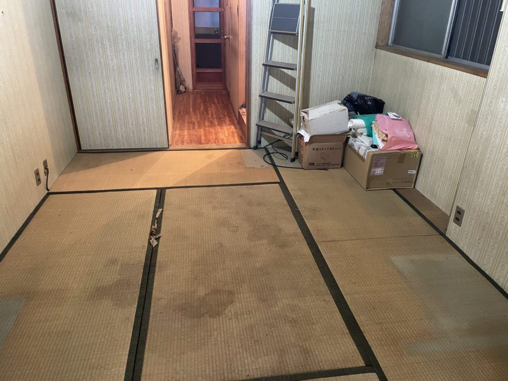 大阪府箕面市 生前整理 U様 40代女性 不用品回収後3