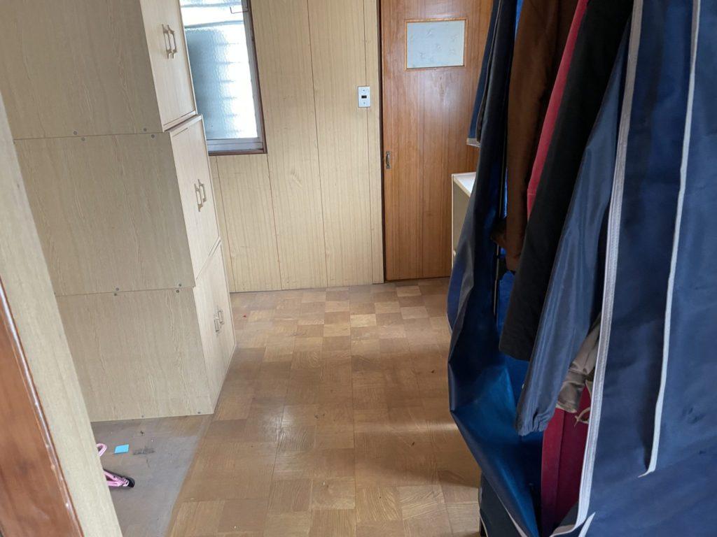 堺市東区 遺品整理 O様 20代男性 不用品回収前10