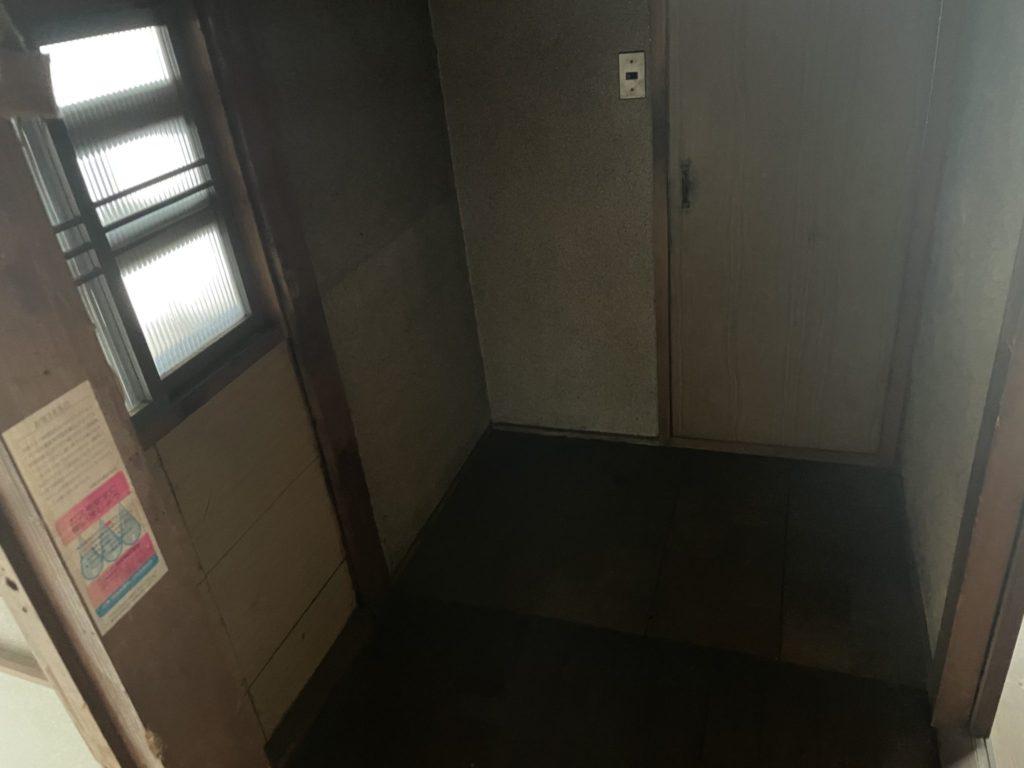 堺市東区 遺品整理 O様 20代男性 不用品回収後2