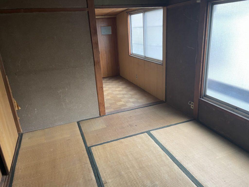 堺市東区 遺品整理 O様 20代男性 不用品回収後5