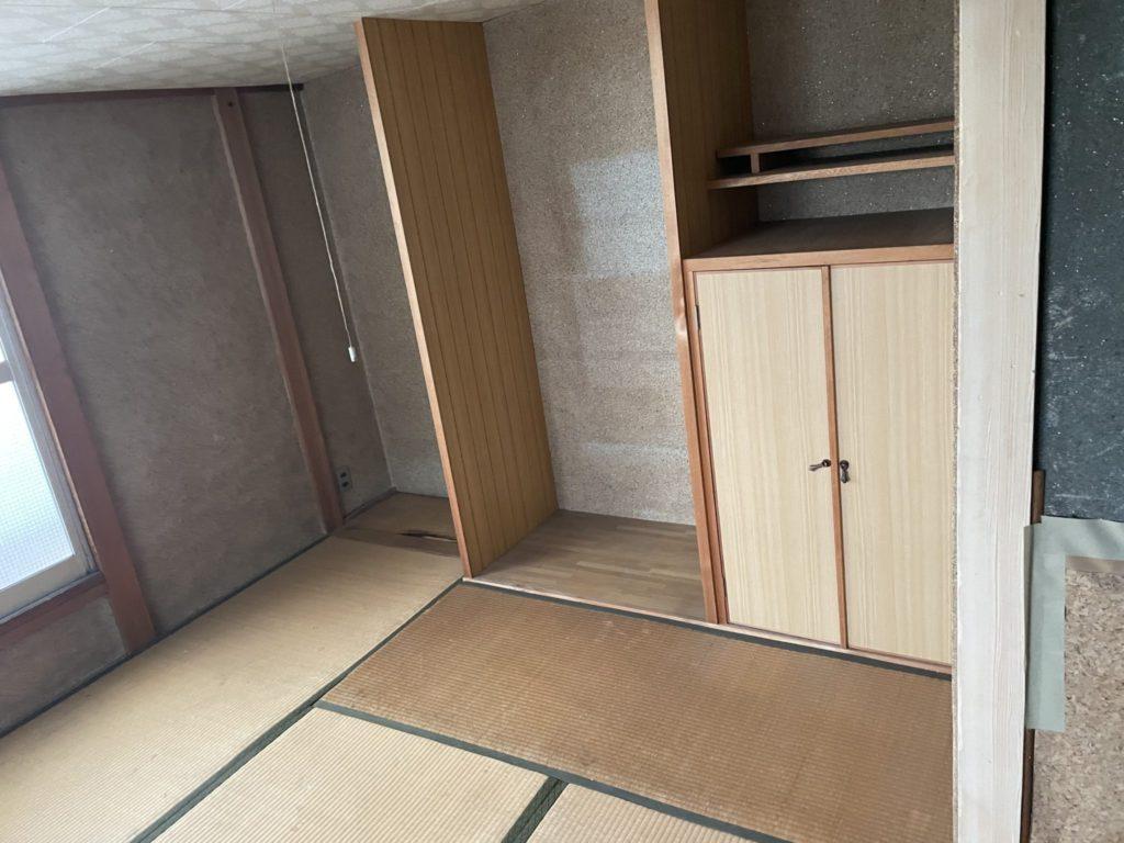 堺市東区 遺品整理 O様 20代男性 不用品回収後9