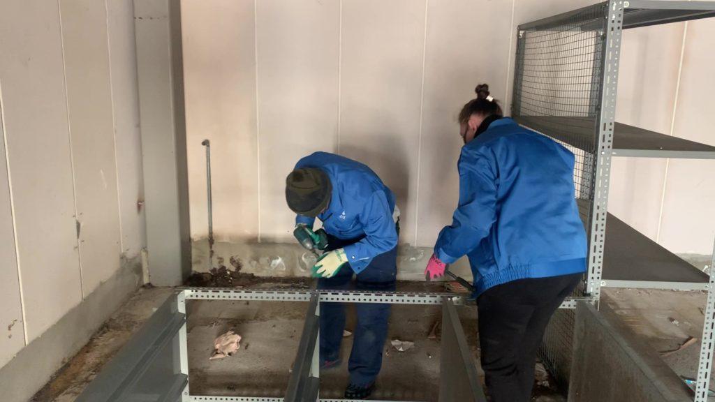 奈良県御所市 店舗・会社・倉庫・工場などの整理・不用品処分 法人のお客様 不用品回収前4