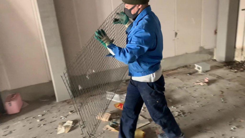 奈良県御所市 店舗・会社・倉庫・工場などの整理・不用品処分 法人のお客様 不用品回収前5