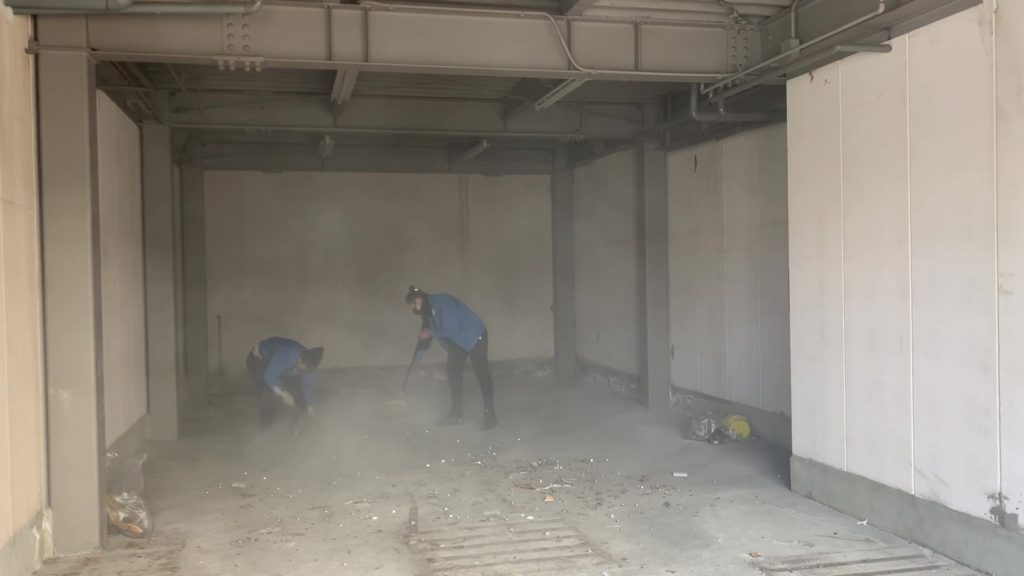 奈良県御所市 店舗・会社・倉庫・工場などの整理・不用品処分 法人のお客様 不用品回収前7