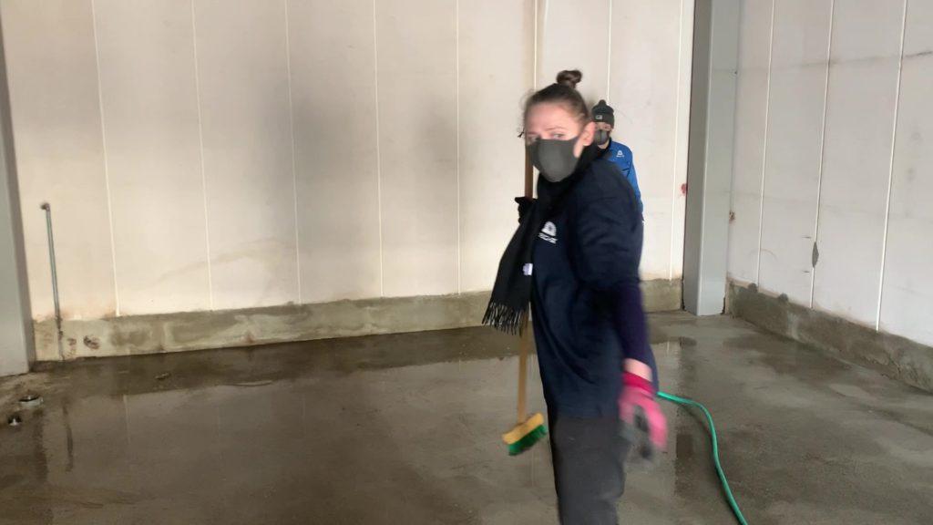 奈良県御所市 店舗・会社・倉庫・工場などの整理・不用品処分 法人のお客様 不用品回収後3
