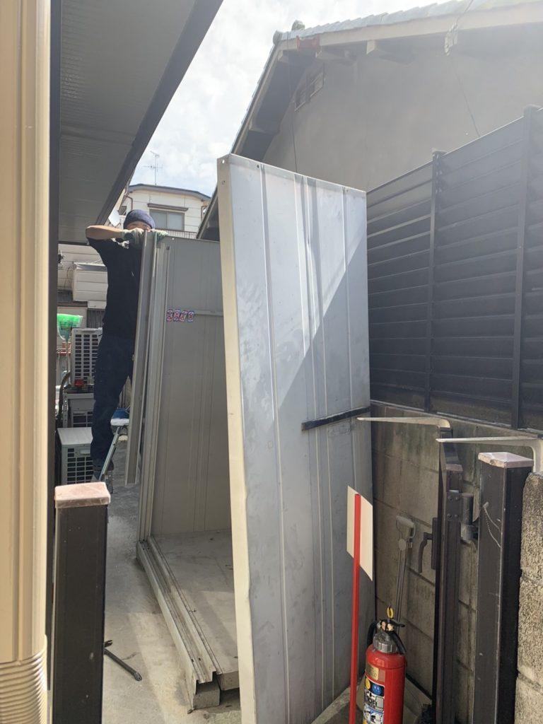 大阪府富田林市 大量の不用品処分 K様40代女性 不用品回収前1