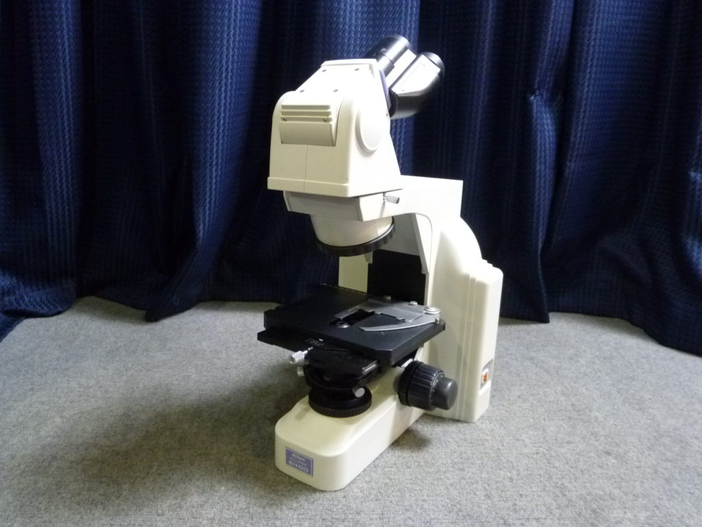 大阪市福島区にて Nikon ニコン 顕微鏡を買取させて頂いたクリニーズの不用品買取事例