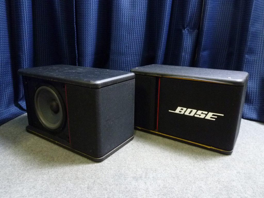 川辺郡猪名川町にて-BOSE-301AVM-スピーカーを買取させて頂いたクリニーズの不用品買取事例